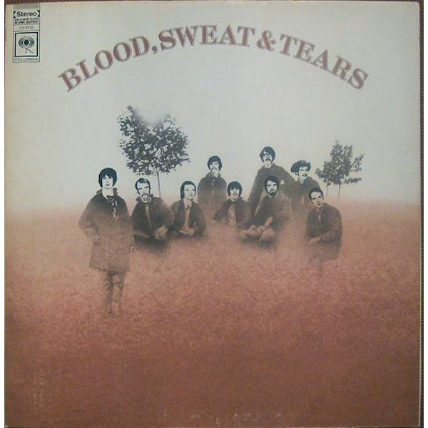 Blood Sweat and Tears 1969 Vinyl LP
