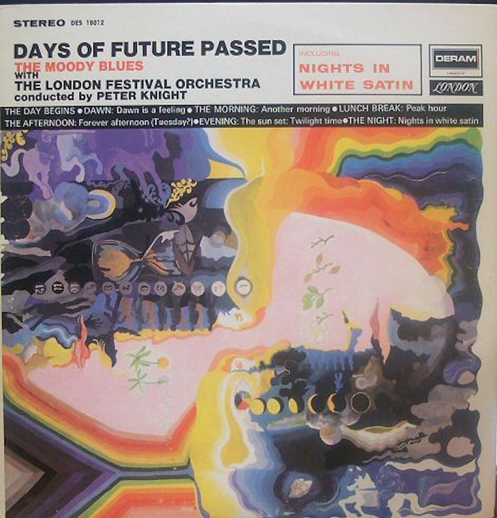 Moody Blues London Festival Orchestra Days of Future Passed