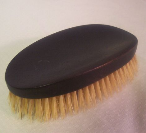 Real Ebony Grooming Brush